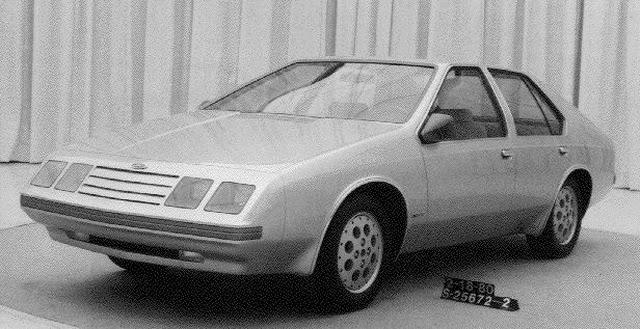Ford Probe II 1980