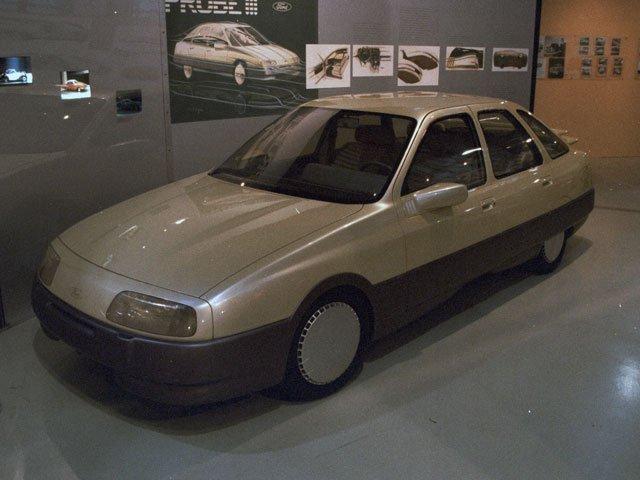 Good to be back!-Plus rare prototypes - Taurus Car Club of ...