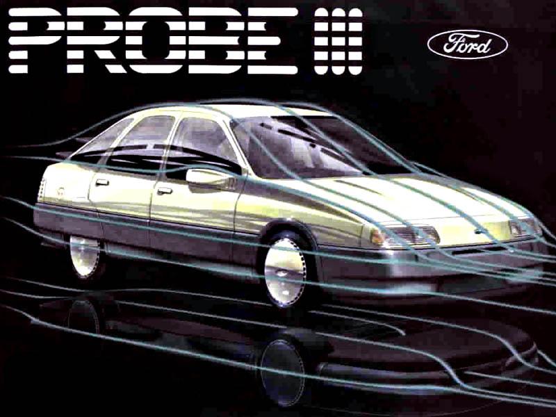 Ford Probe III 1981