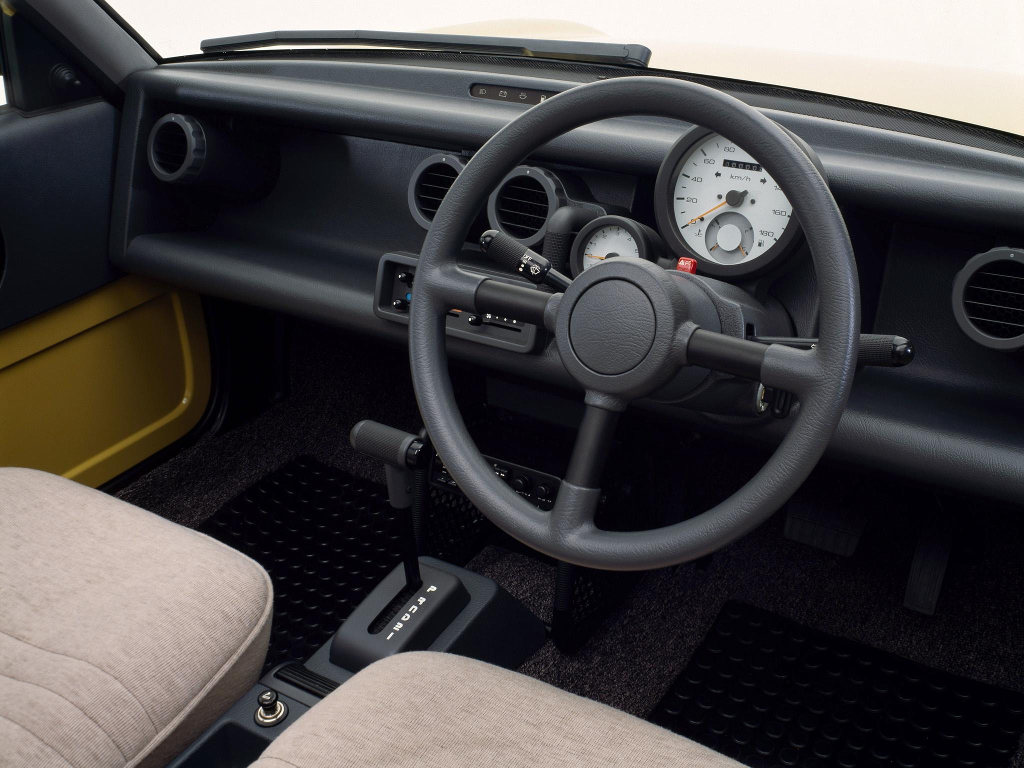 1985 Nissan Be 1 Concept Concepts
