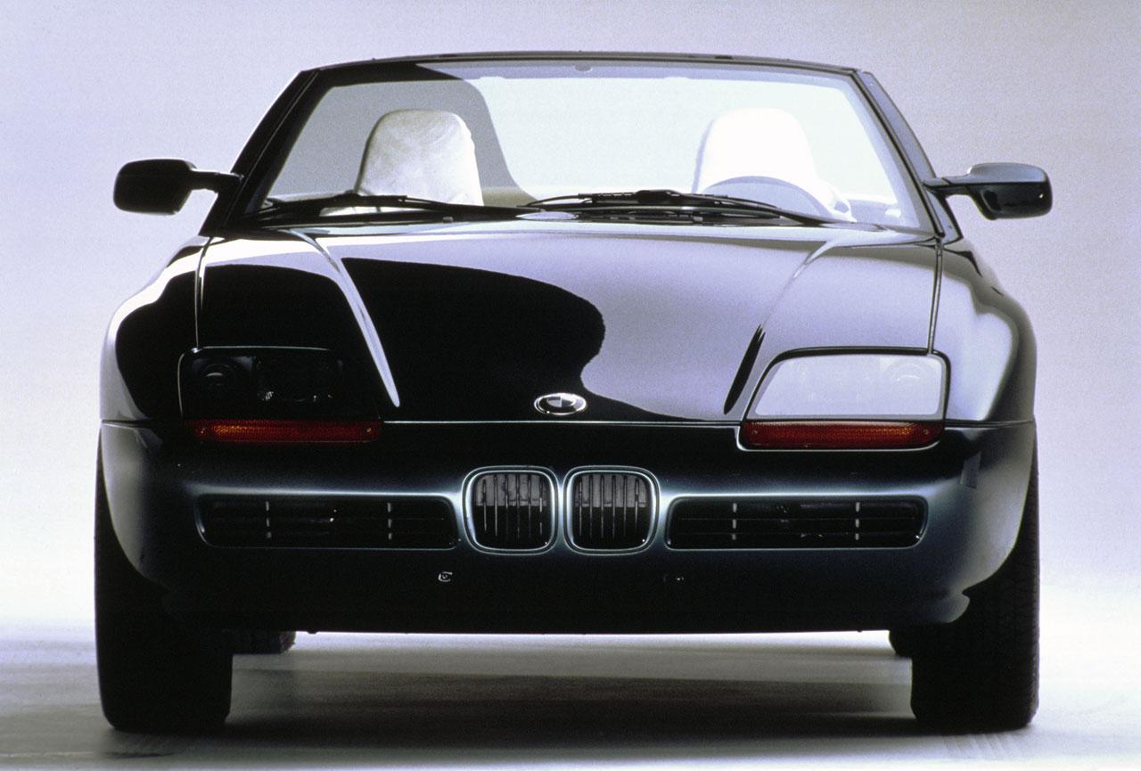 1985 BMW Z1 - Концепты