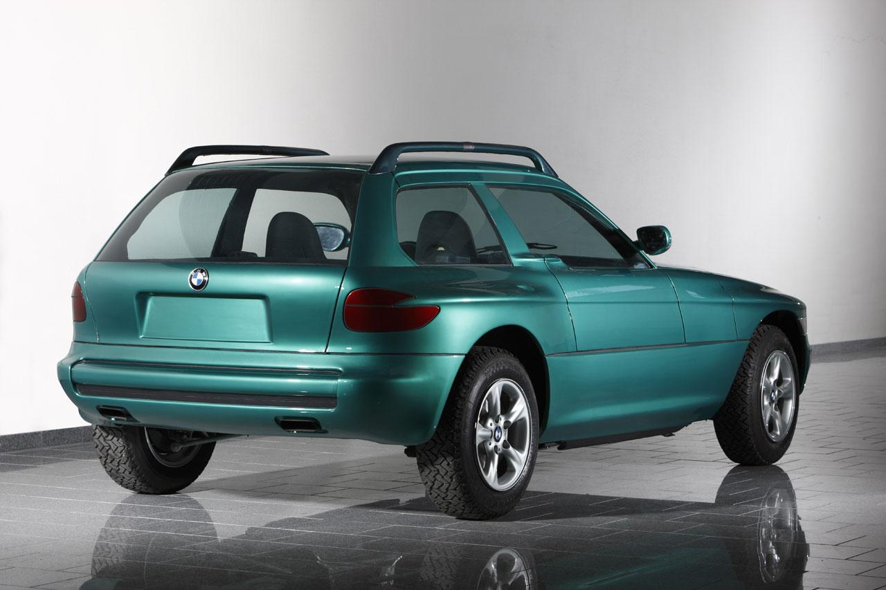 1988 BMW Z1 Break - Concepts