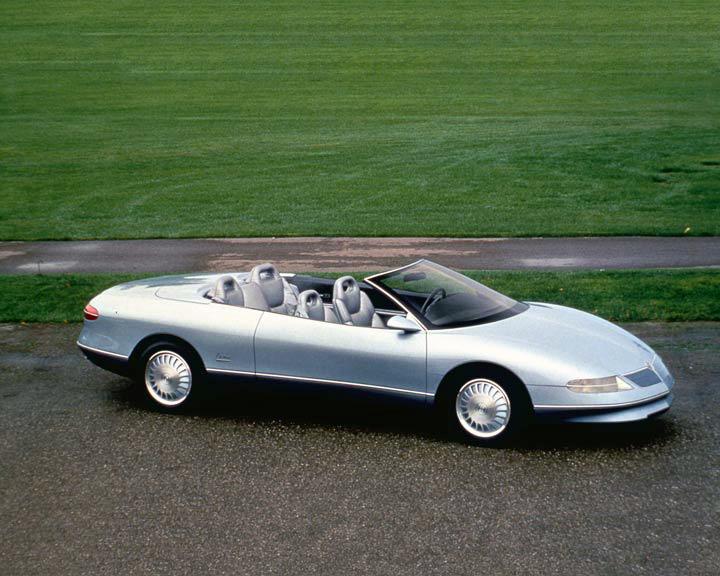 1988 Buick Lucerne Concepts