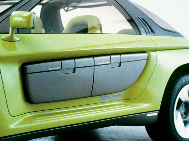 1989 Pontiac Stinger Concepts