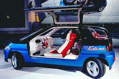 """[Concepts] Les """"vieux"""" concepts ! - Page 17 1989_VW_Futura_07"""