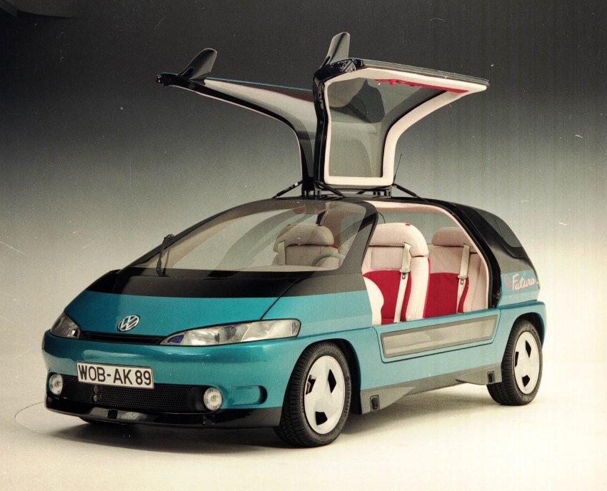 1989 Volkswagen Futura Concepts