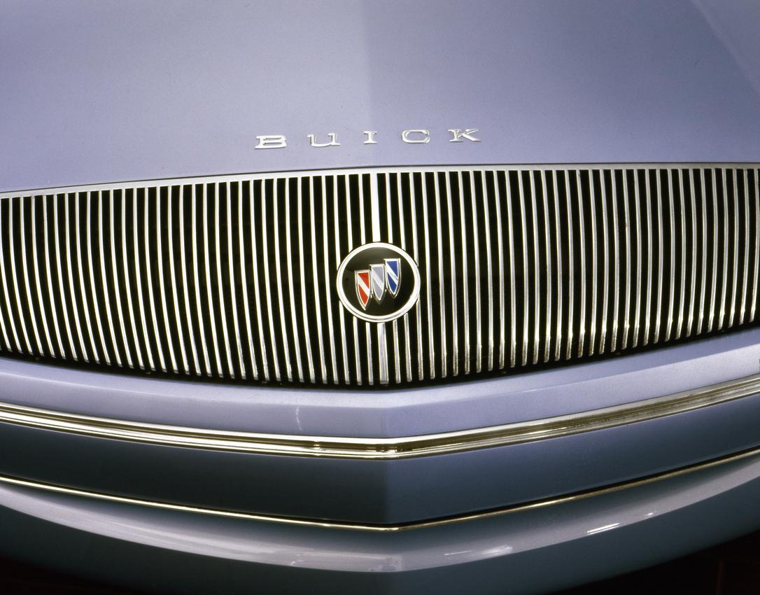 1990 Buick Bolero Concept the Car