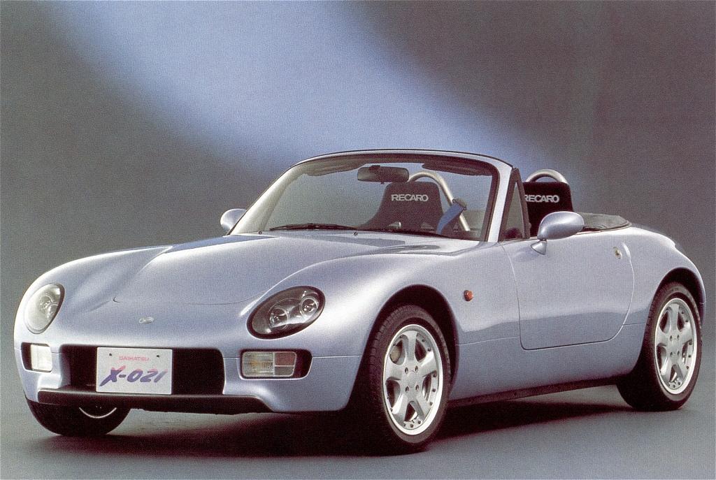 1991 Daihatsu X 021 Concepts