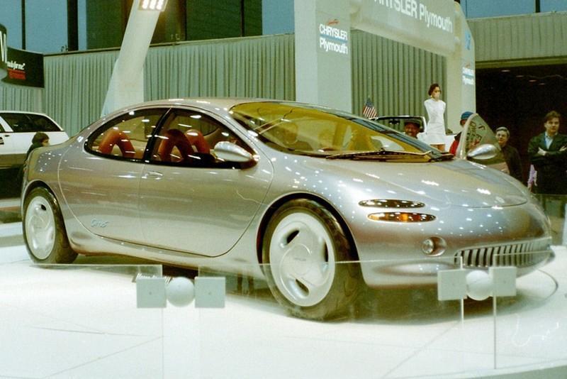 1992 Chrysler Cirrus Concepts