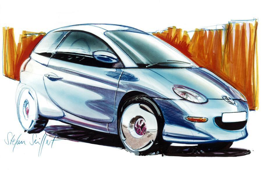 1992 Volkswagen Chico Concepts