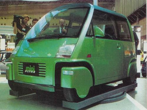1993 Daihatsu Ultra Mini Concepts