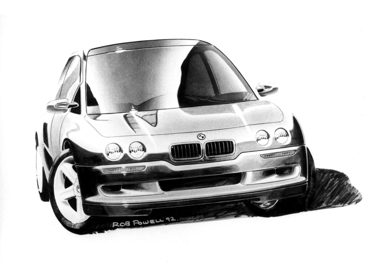 1994 BMW Z13 - Concepts