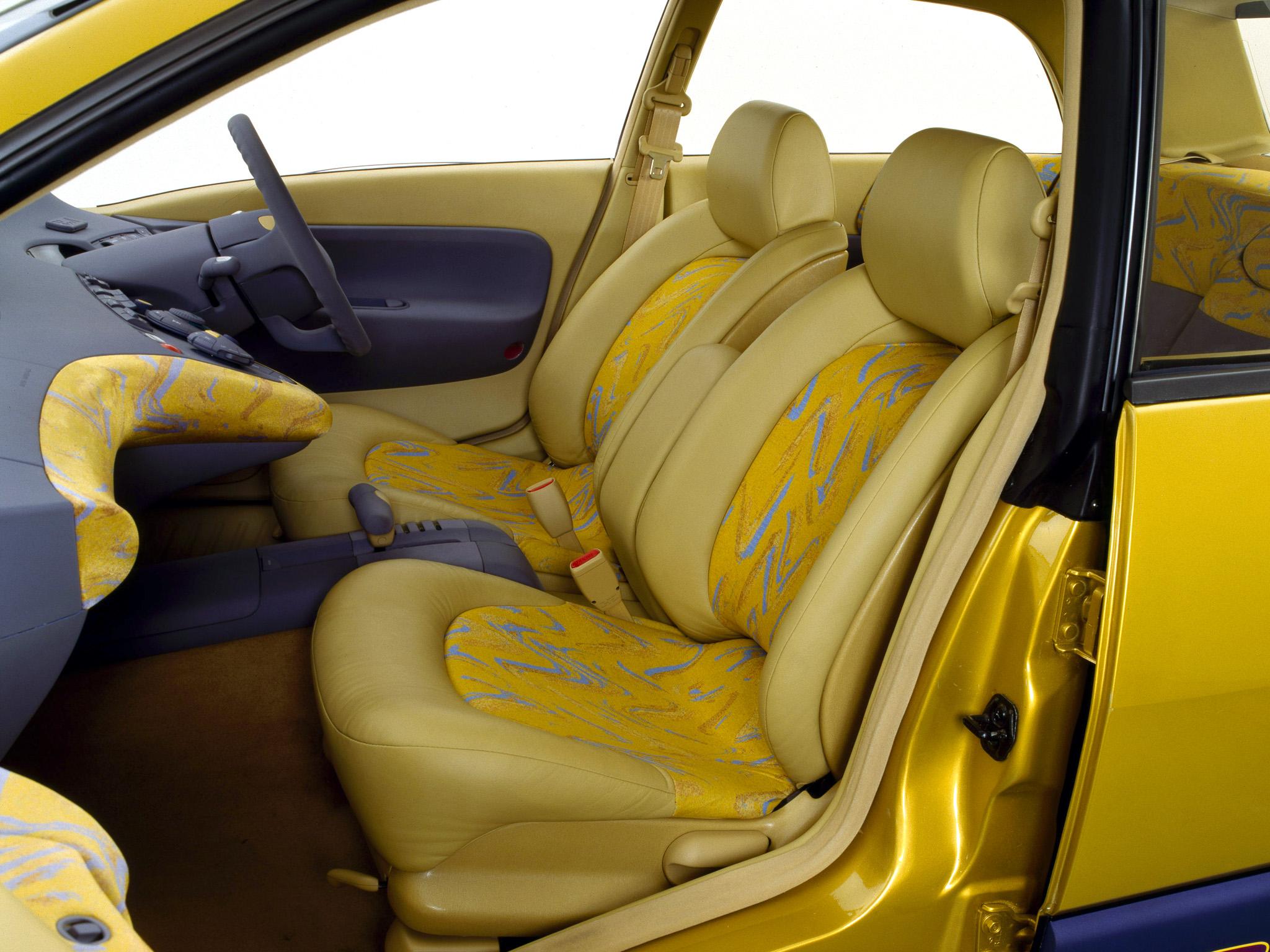 1995 nissan cq x concepts nissan cq x concept 1995 interior vanachro Gallery