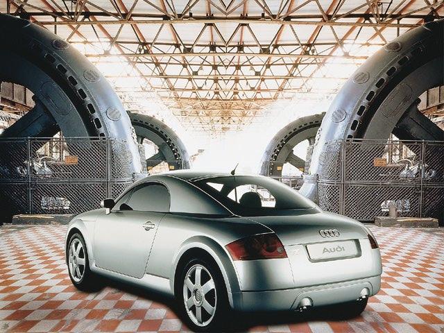 1995 Audi Tt Concept Concepts