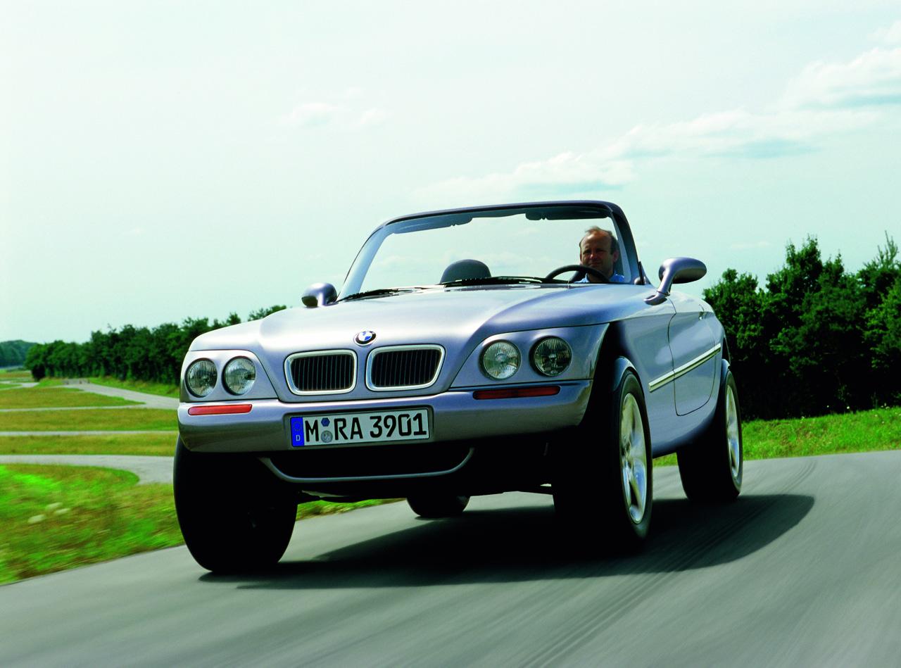 1995 Bmw Z18 Concepts
