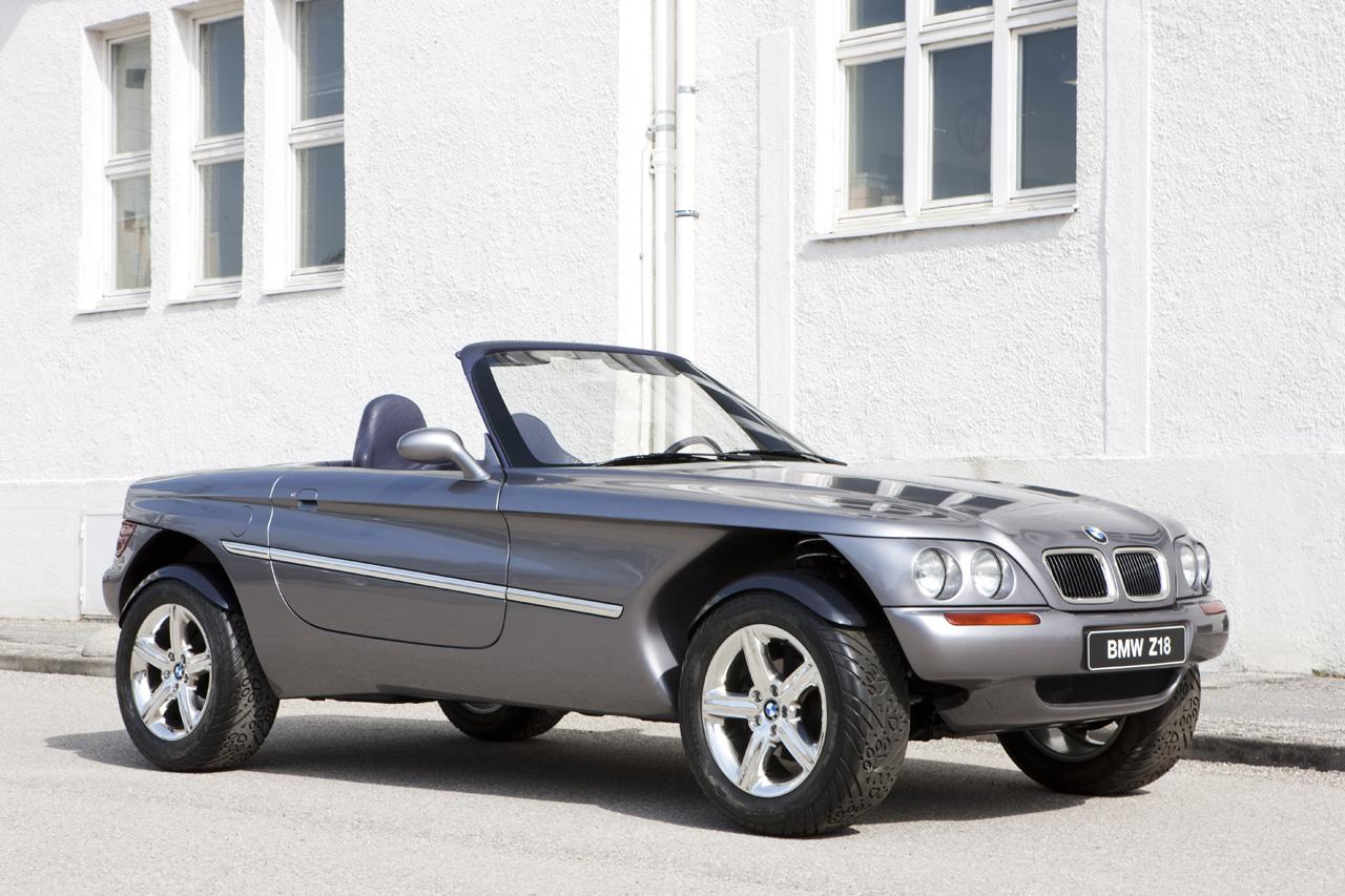 1995 BMW Z18 - Autokonzepte