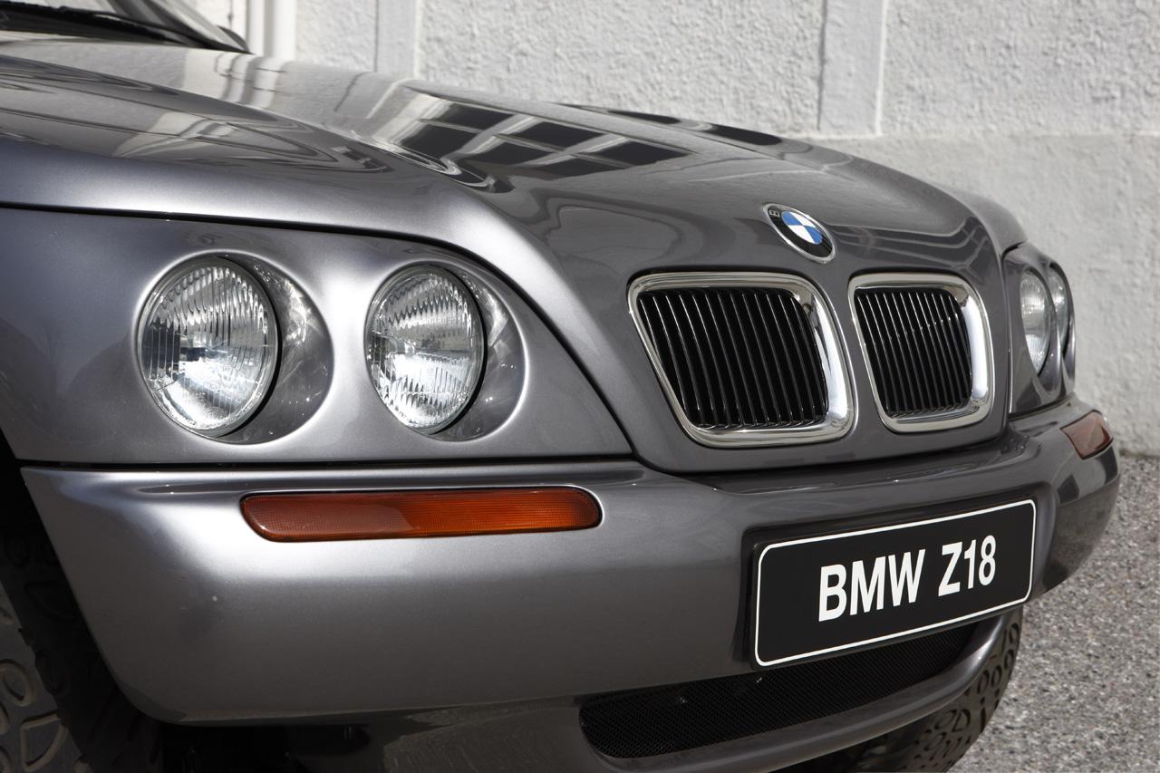 1995 BMW Z18 - Concepts