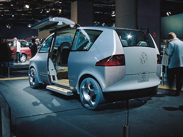 1995 Volkswagen Noah Concepts