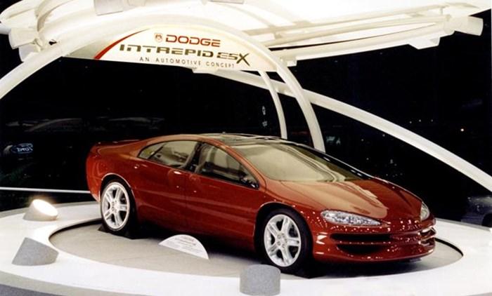 1996 Dodge Intrepid Esx Concepts