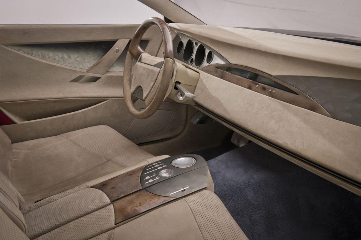 1996 Lincoln Sentinel Ghia Concepts