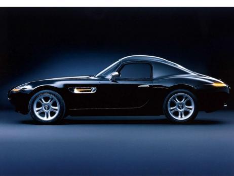 1997 BMW Z07 - Concepts