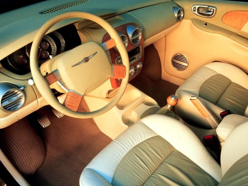 1999 Chrysler Java - Concepts