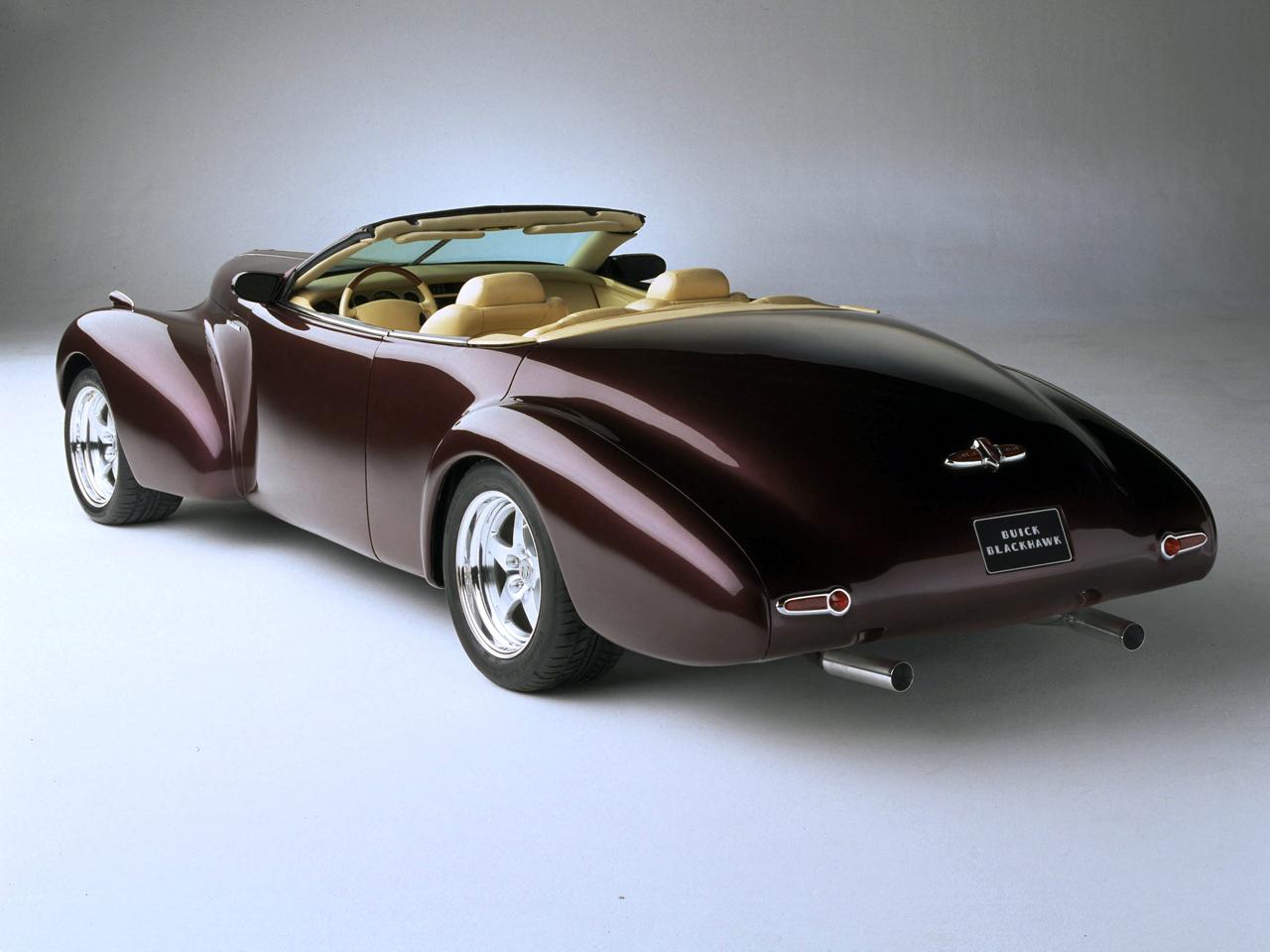 2000 Buick Blackhawk Concepts