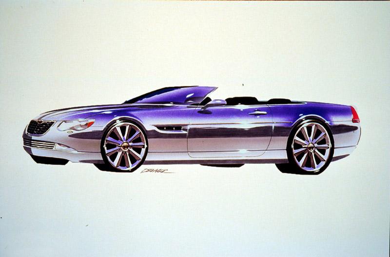 2000 Chrysler 300 Hemi C Concepts