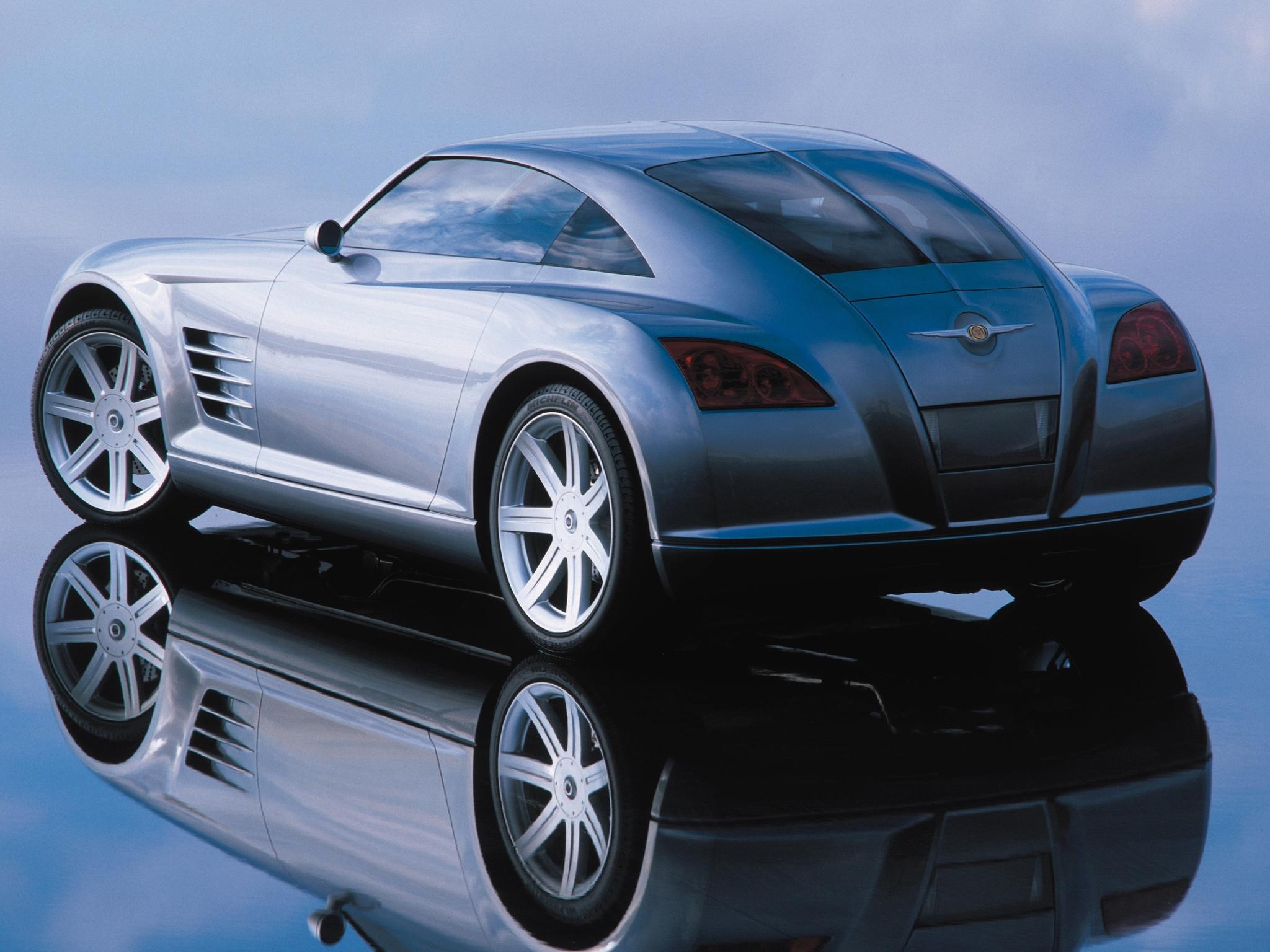 2001 Chrysler Crossfire Concept Car Picture Concept Car ...