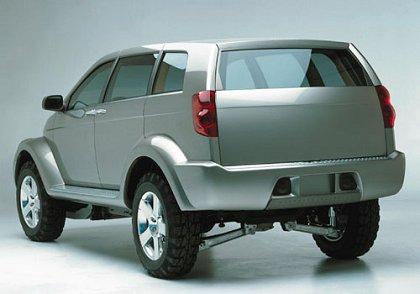 2001 Dodge Power Box Concepts