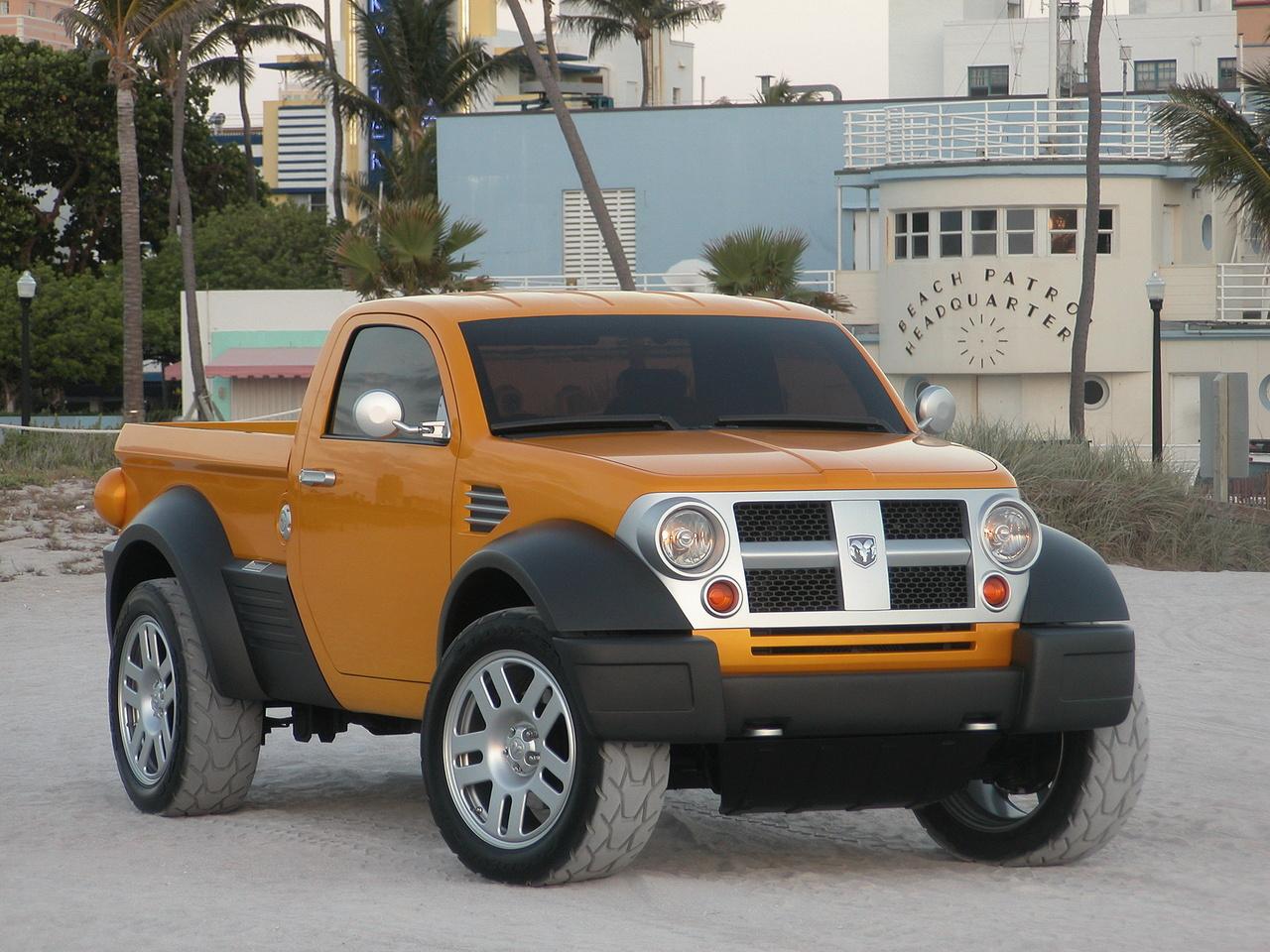 2002 Dodge M80 - Concepts