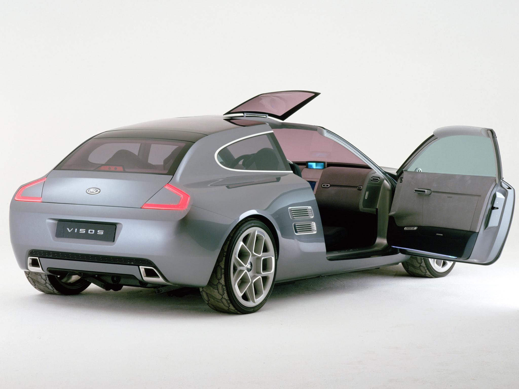 2003 ford visos concepts