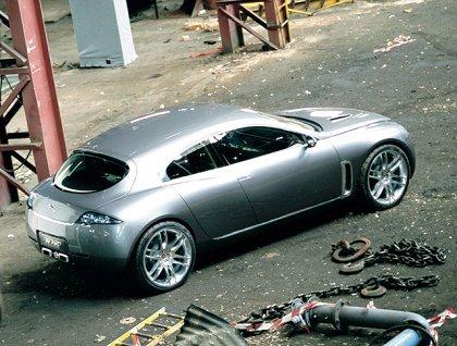 2003 Jaguar R-D6 - Concepts