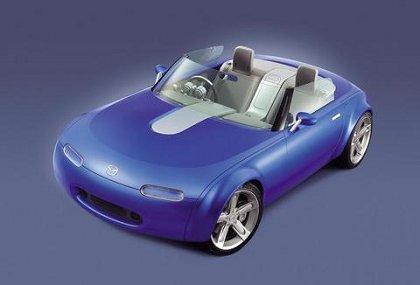 2003 Mazda Ibuki - Concepts