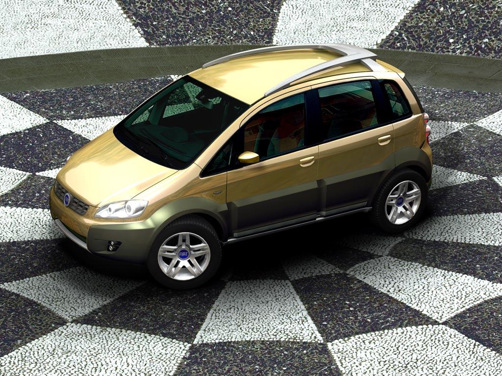 Fiat Idea 5Terre, 2004