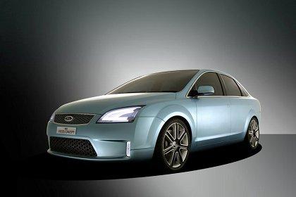 2004 Ford Focus Concept Concepts