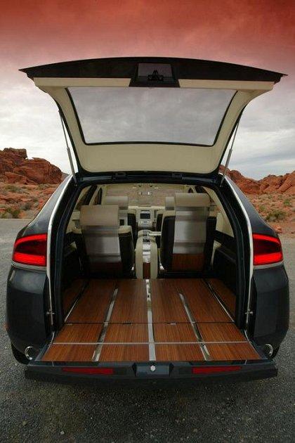 2004 Lincoln Aviator Concepts