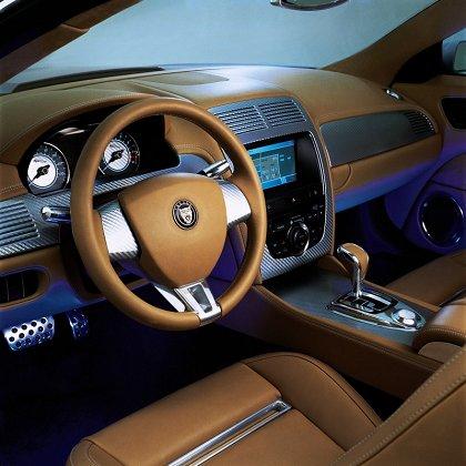2005 Jaguar Advanced Lightweight Coupe Concepts