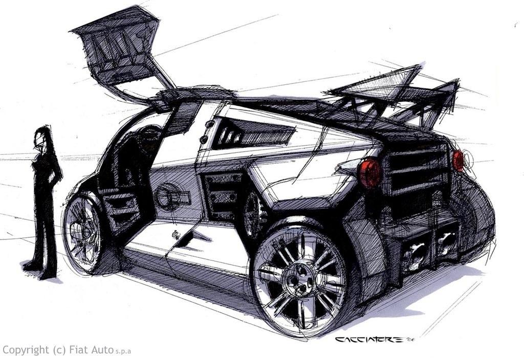 2006 Fiat Ducato Truckster