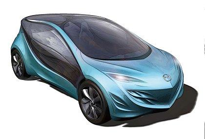 2008 Mazda Kiyora