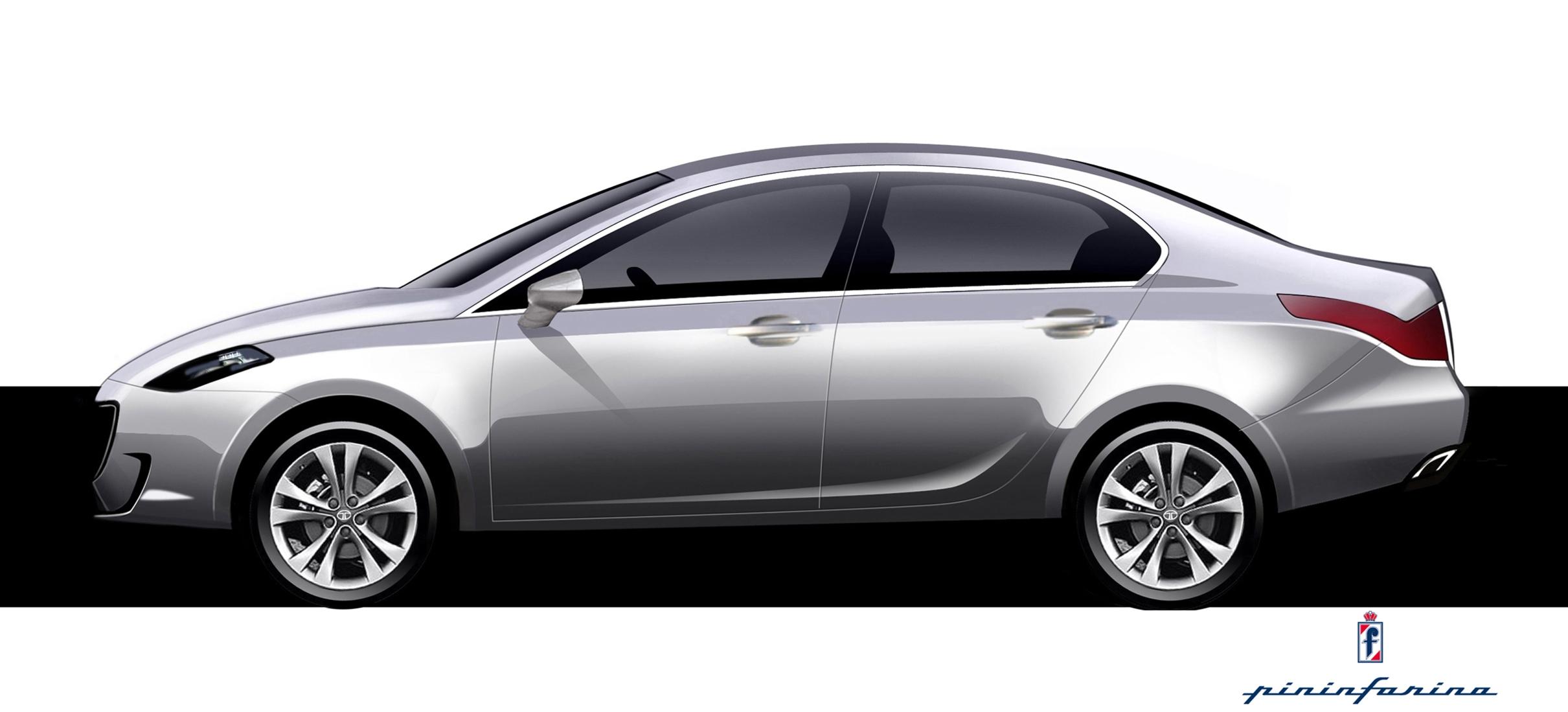2009 >> 2009 Tata Pr1ma (Pininfarina) - Autokonzepte