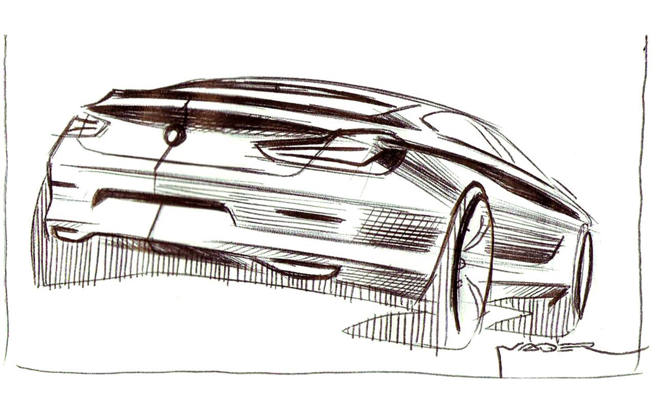 2010 BMW Concept Gran Coupe - Autokonzepte