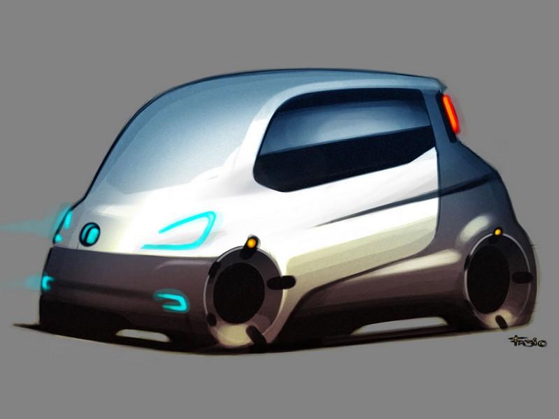 2010 Fiat Mio FCC III - Concepts