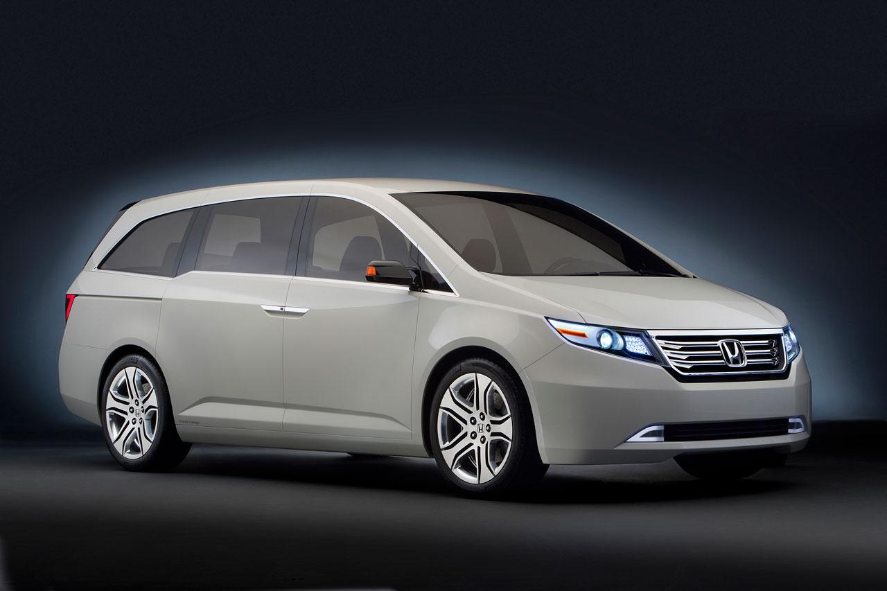 2010 Honda Odyssey Концепты