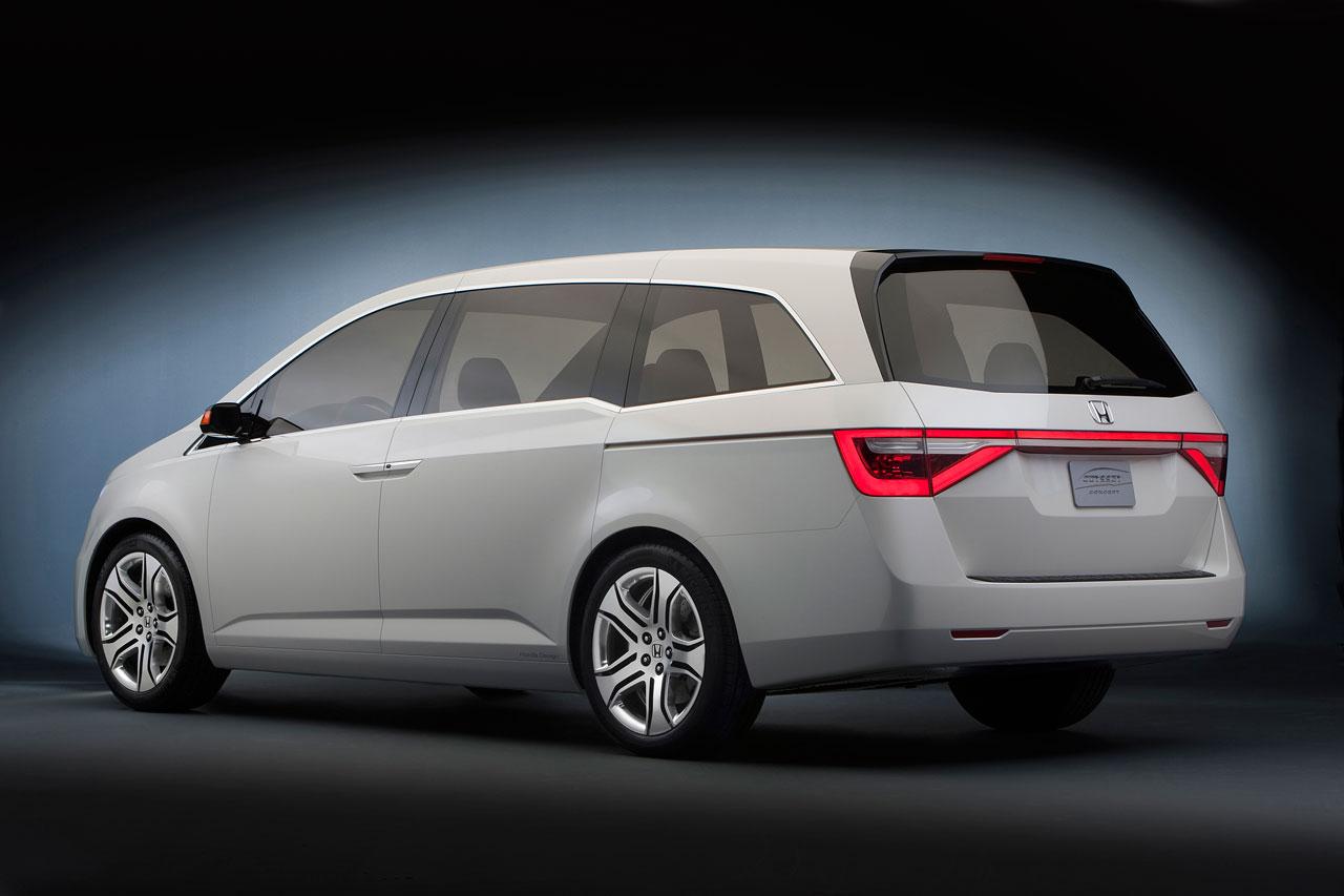 2010 honda odyssey concepts for Honda hrv 2010