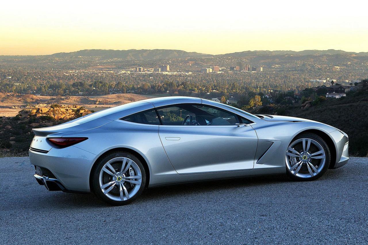 New Lotus Car Models