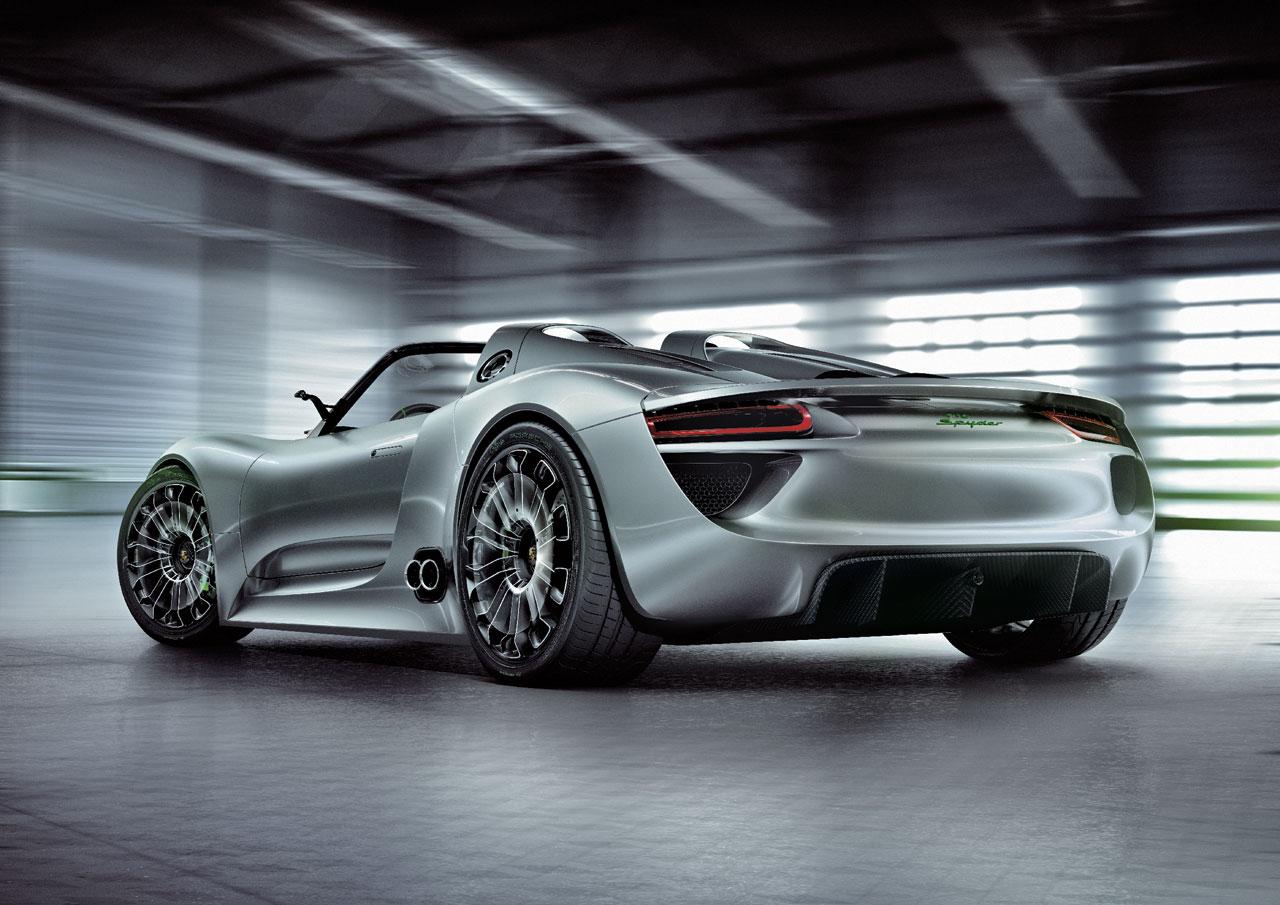 2010 Porsche 918 Spyder - Concepts on 2010 porsche boxster spyder, 2010 audi r8 spyder, 2020 porsche spyder, 2010 hennessey venom gt spyder, 2010 lamborghini gallardo spyder, 2010 ferrari california spyder,