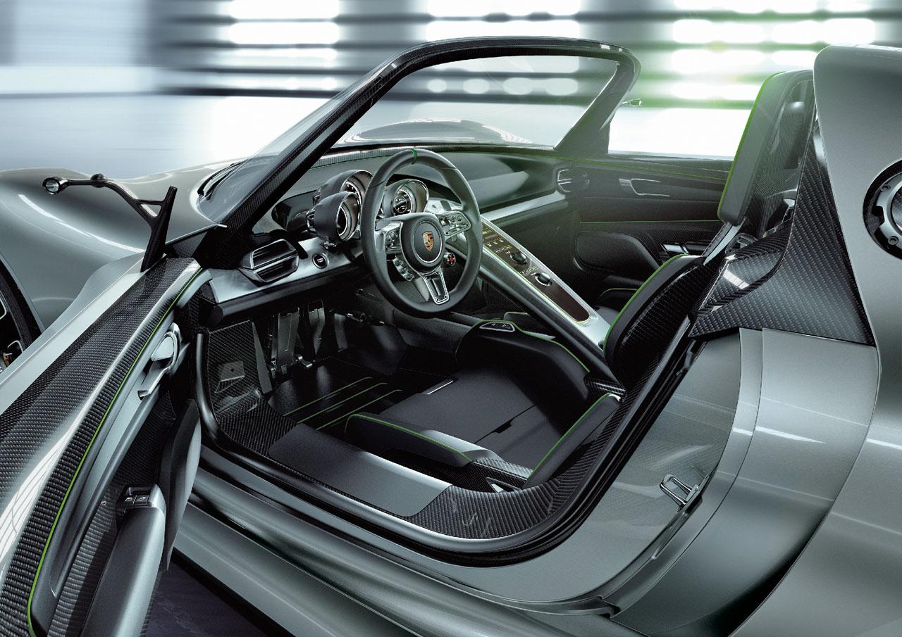 2010 porsche 918 spyder autokonzepte. Black Bedroom Furniture Sets. Home Design Ideas