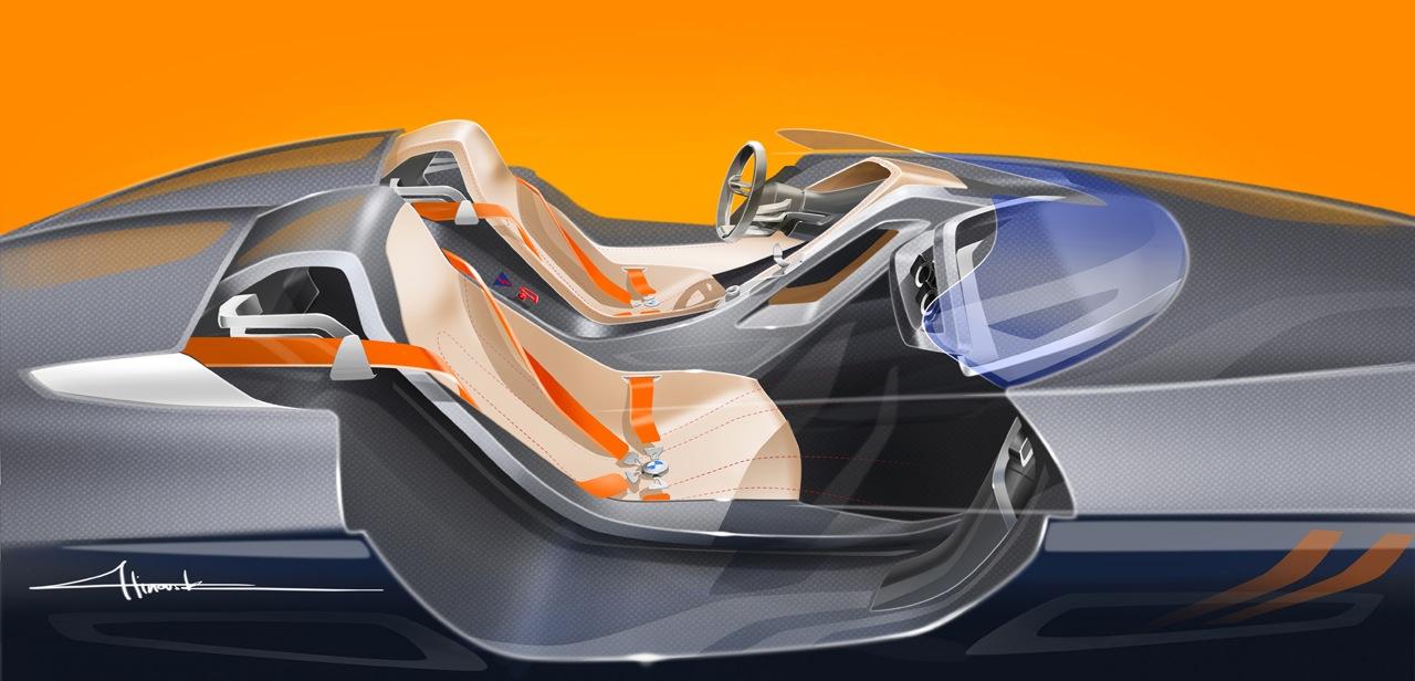 2011 BMW 328 Hommage - Autokonzepte