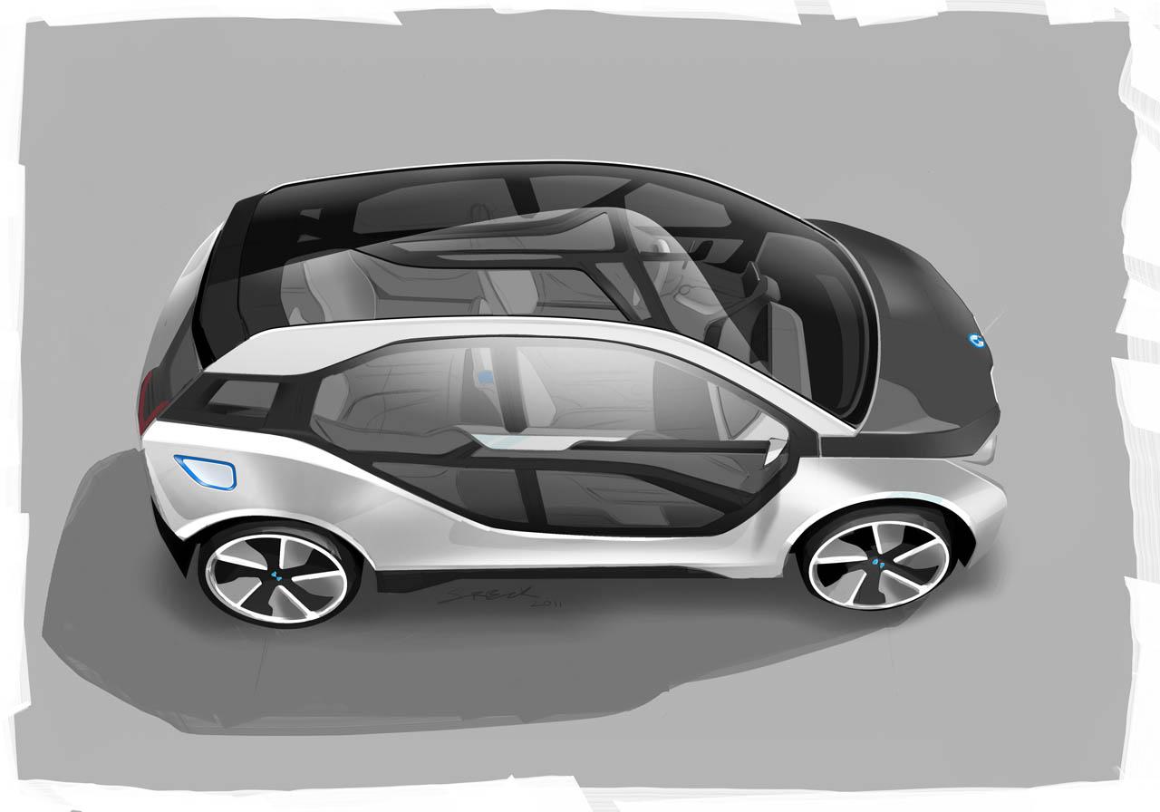 2011 BMW i3 - Autokonzepte